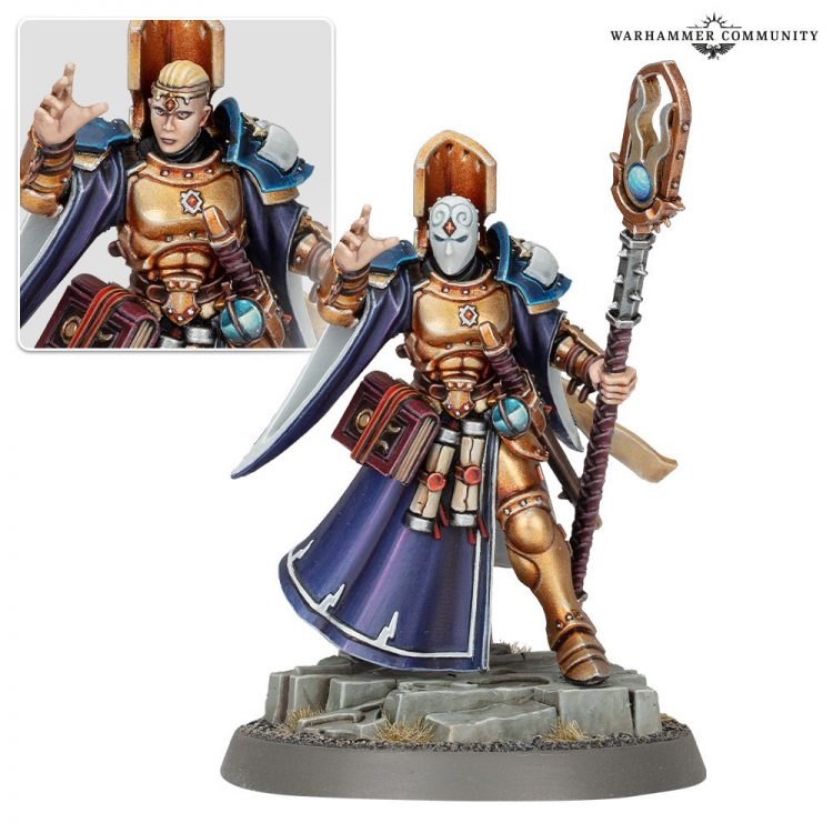 Knight-Arcanum. Credit: Games Workshop