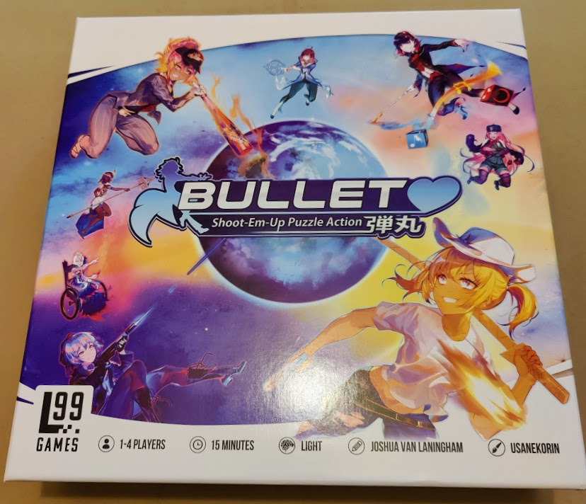 Bullet♥︎ by Level 99 Games