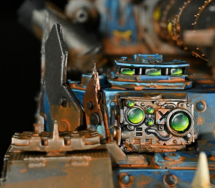 Kill Tank - Lenses - Credit: Rockfish