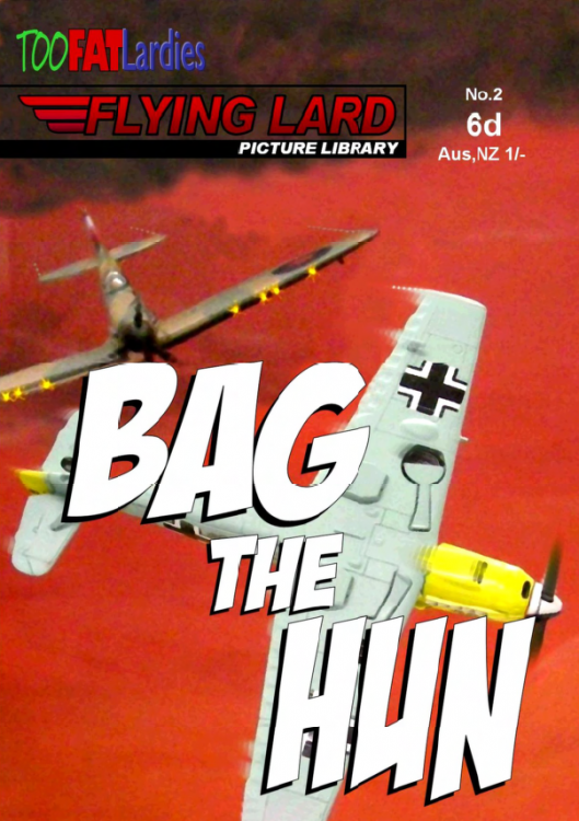 Bag the Hun Cover