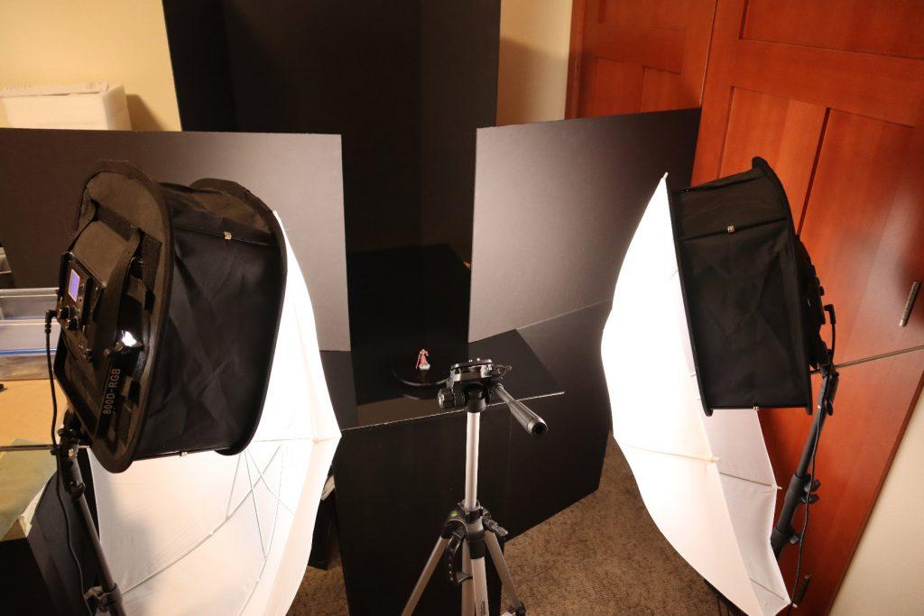 Photogrammetry - Camera Setup