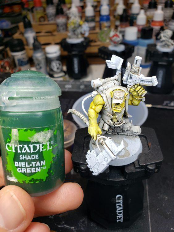 Greggles Ork Kommandos