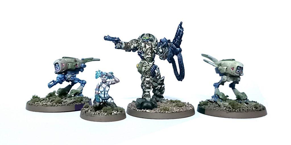 Assorted Dashat models