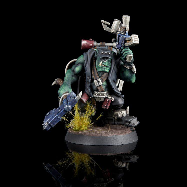 Kill Team Octarius Ork Kommando Nob