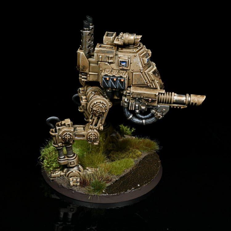 Armoured Sentinel. Credit: Rockfish