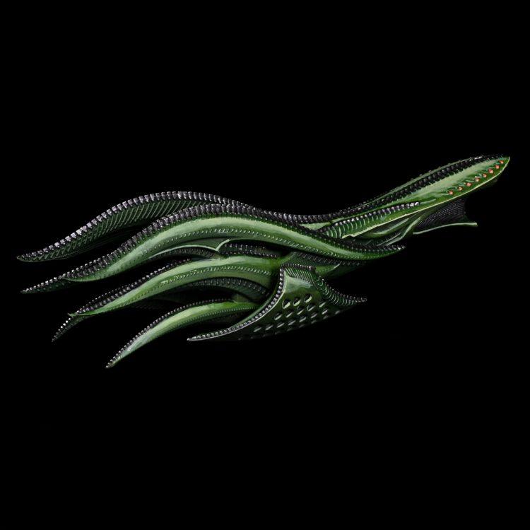 Hydra Fleet Carrier. Credit: Rockfish