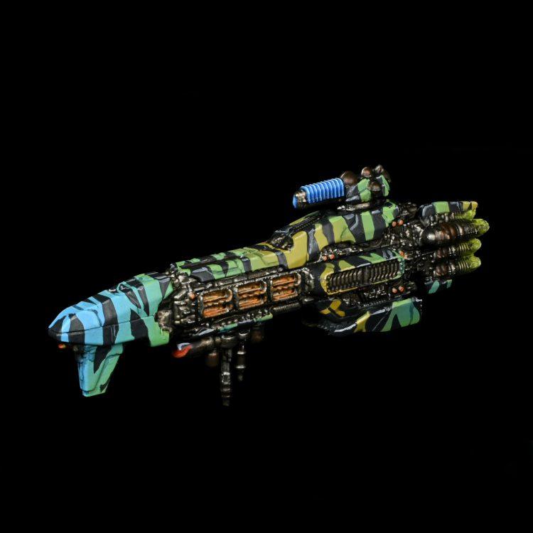 Resistance Cruiser - Multi Purpose. Credit: Rockfish