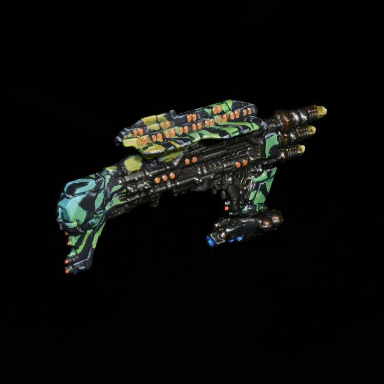Resistance Strike Carrier. Credit: Rockfish