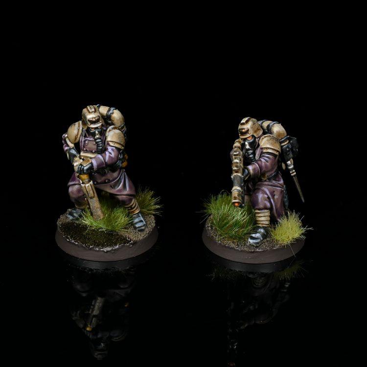 Veteran Guards. Credit: Rockfish