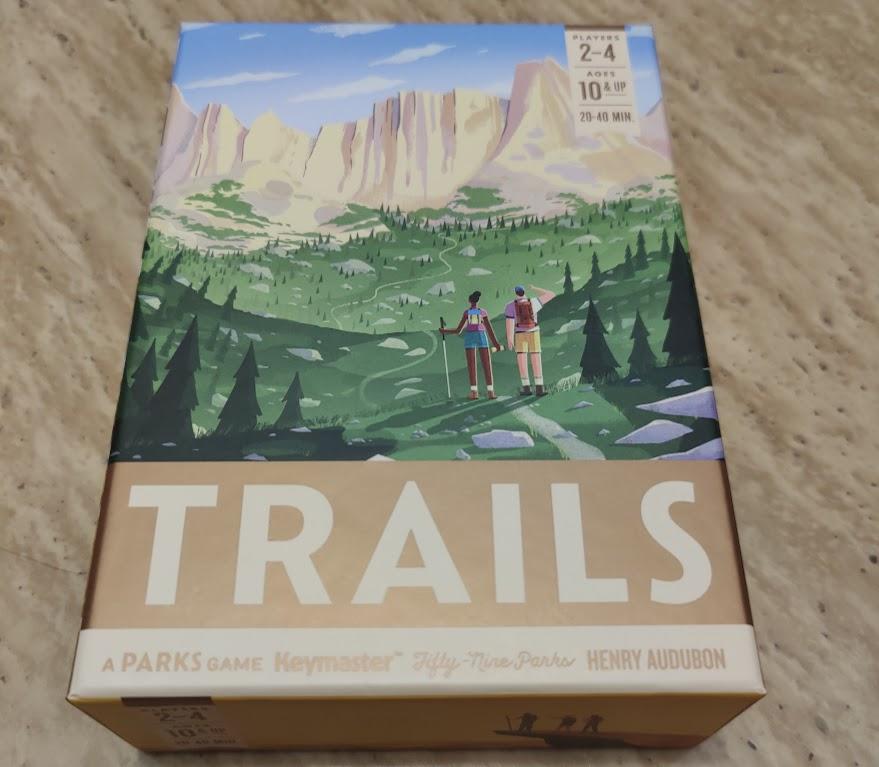 Trails box art.